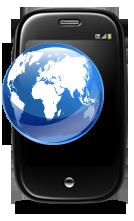 Visite o SAPO no seu telemóvel